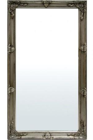 Lustro srebrna rama  134x74