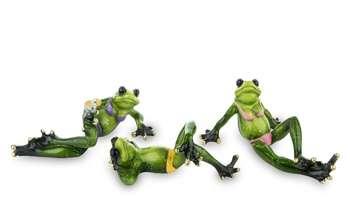 Figurka Żabka Przyjaciele plaża basen 1 szt