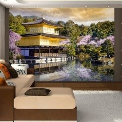 Fototapeta - Japoński krajobraz