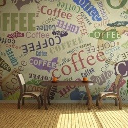 Fototapeta - The fragrance of coffee