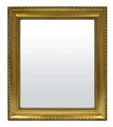 Klasyczna Stylowa Rama Lustro Złoto 75 x 65 x 4 cm