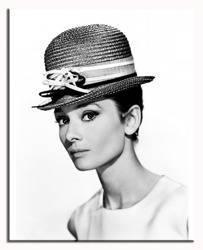 """Obraz """"Audrey Hepburn"""" reprodukcja 50x40 cm"""