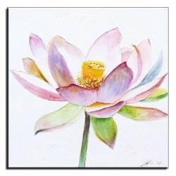 """Obraz """"Feng shui"""" ręcznie malowany 90x90cm"""