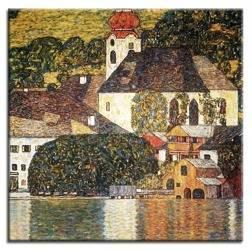 Obraz - Gustav Klimt reprodukcja 80x80 cm