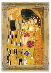 """Obraz """"Gustaw Klimt"""" ręcznie malowany 75x105cm"""
