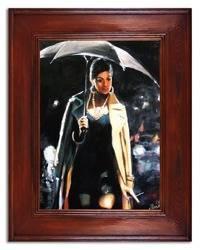 """Obraz """"Inne"""" ręcznie malowany 76x96cm"""
