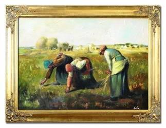 """Obraz """"Inni"""" ręcznie malowany 63x84cm"""