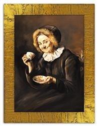 """Obraz """"Inni"""" ręcznie malowany 68x88cm"""