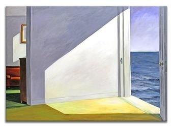 """Obraz """"Jack Vettriano"""" ręcznie malowany 50x70cm"""