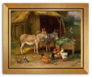 Obraz - Kopie mistrzów malarstwa 24x30cm
