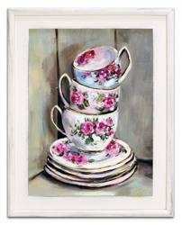 Obraz - Kuchenne - olejny, ręcznie malowany 37x47