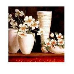 Obraz Kwiaty 30 x 30