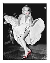 "Obraz ""Marilyn Monroe"" reprodukcja 40x50cm"