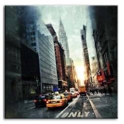 Obraz - New York 80x80 cm