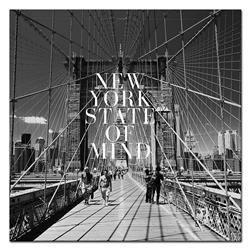 "Obraz ""New York"" reprodukcja 60x60cm"