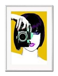 "Obraz ""Pop Art"" reprodukcja 31x41cm"