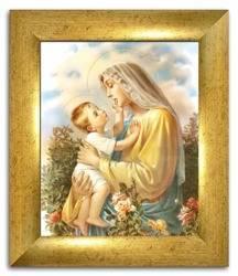 """Obraz """"Religijne"""" reprodukcja 26x31cm"""
