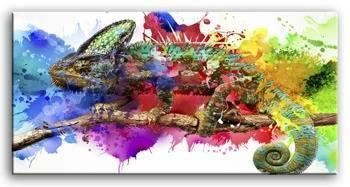 "Obraz ""Wild Nature"" reprodukcja 90x45 cm"