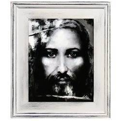 Obraz ręcznie malowany Chrystus 27x32cm