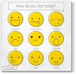 Pl Serwetki How Do You Feel