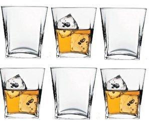 Szklanka Tumbler do whisky Pasabahce