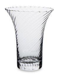 Wazon szklany H: 21.5 cm