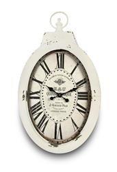 Zegar ścienny Motyw Retro 44,5x77cm
