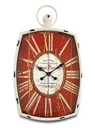 Zegar ścienny Motyw Retro 85x49cm