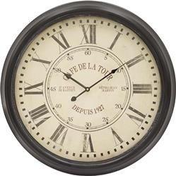 Zegar wiszący Motyw Retro 61,5x61,5cm