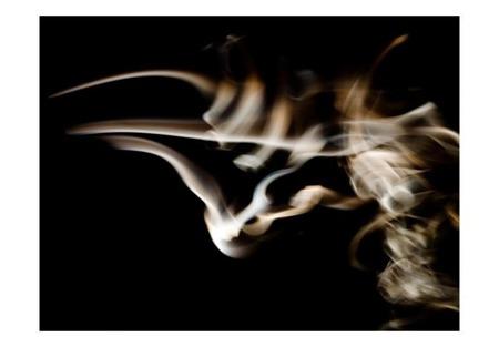 Fototapeta - Abstrakcyjny dym