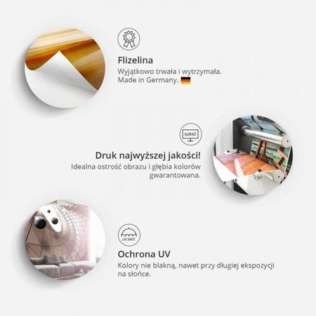 Fototapeta - Digital design - night road