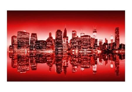 Fototapeta - Intensity of New York