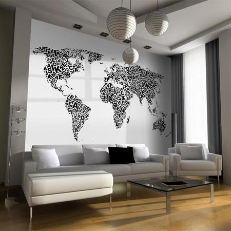 Fototapeta - Mapa myśli