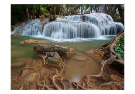 Fototapeta - Pha Tad Waterfall, Thailand