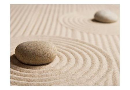 Fototapeta - Piasek i zen