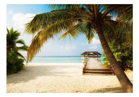 Fototapeta - Rajska plaża