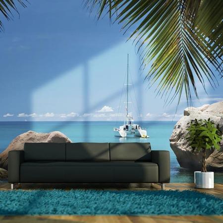 Fototapeta - Seychelles