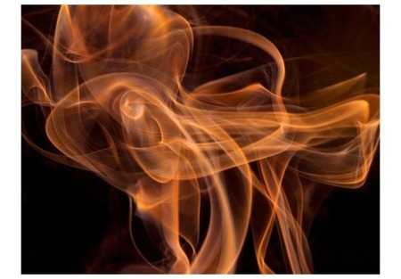 Fototapeta - Smoke art