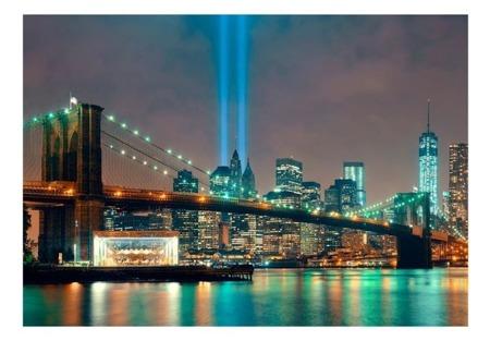 Fototapeta - Swiatła Nowego Jorku