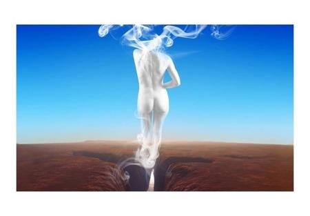 Fototapeta - Transmigration of soul