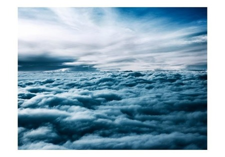 Fototapeta - Walking on the sky