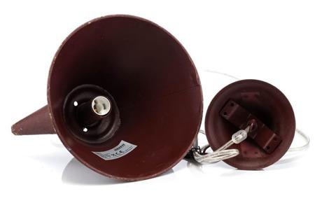Lampa wisząca LAMALI Aluro 22cm x 24cm x 22cm