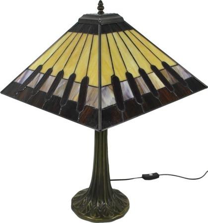 Lampa Witrażowa Ii Cz