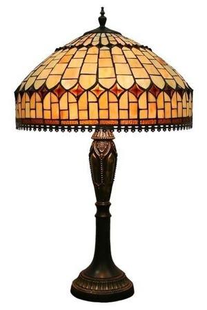 Lampa Witrażowa ( I Cz.)