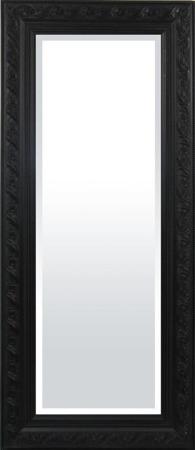 Stylowa Rama lustro czarny