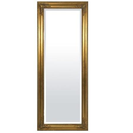 Lustro złote 152 x 132 CM