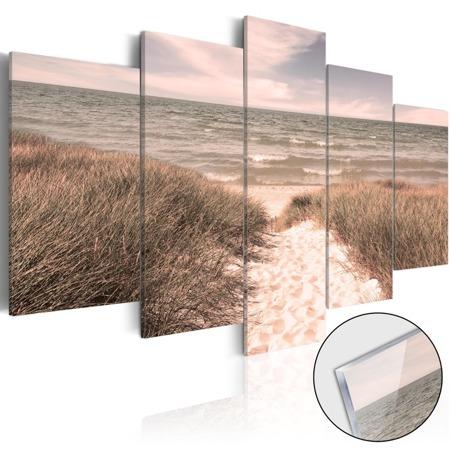 Obraz na szkle akrylowym - Symfonia lata [Glass]