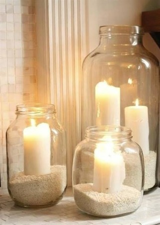 Świeca Classic Candles 8x14 cm